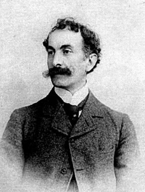 Photo portrait de Arthur Guéniot